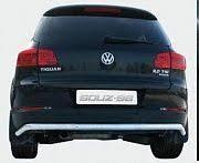 Тюнинг внедорожника Volkswagen Tiguan
