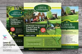 landscaping flyer template teamtractemplate s lawn landscaping flyer templates flyer templates on creative s0d11q75