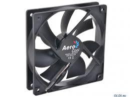 <b>Вентилятор Aerocool</b> Dark <b>Force</b> 12см — купить по лучшей цене в ...