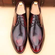 Europe Luxury <b>Mens</b> Pointed Toe <b>Dress Shoes Flat</b> Zapatos ...