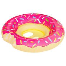 <b>Круг надувной</b> детский <b>BigMouth Pink</b> Donut BMLF-0002 - купить ...