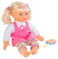 Интерактивная <b>кукла Mary Poppins Алена</b> Я учу части тела 36 см ...