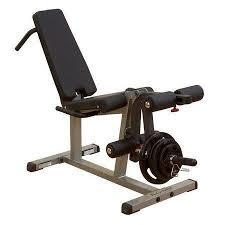 Тренажер сгибание ног лежа / <b>разгибание ног сидя Body</b>-Solid ...