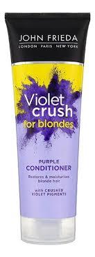 Кондиционер с фиолетовым пигментом для поддержания ...