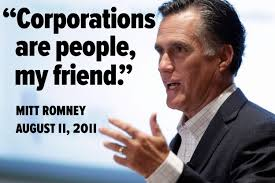 Image result for corporations are not people