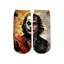 <b>Halloween</b> Novelty Socks Cute Ankle Sock 3D <b>Pumpkin Printed</b> Low ...