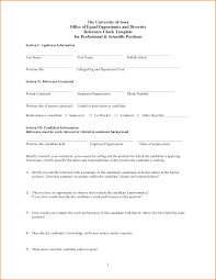 doc references sample how to create a reference list 6 professional references template