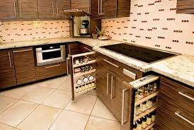 cabinet contemporary kitchen pull interesting kitchen cabinet pull out spice rack awesome modern kitchen