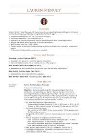 territory sales manager resume samples   visualcv resume samples    senior territory sales manager resume samples
