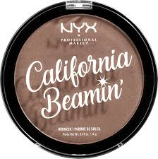 <b>NYX Professional Makeup</b> California Beamin' Face & Body <b>Bronzer</b> ...
