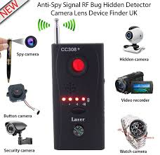 RF Signal Detector <b>Anti</b>-<b>spy</b> Finder <b>Hidden Camera</b> GSM Radio Bug ...