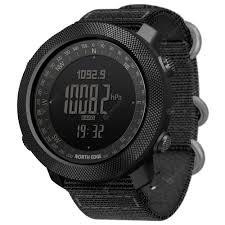 <b>NORTH EDGE APACHE</b> Black Smart Watches Sale, Price ...