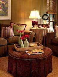rustic style living room clever: living room clever cover ups to freshen furniture myhomeideascom