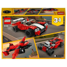 <b>Конструктор Lego Creator Спортивный</b> автомобиль 31100 купить ...