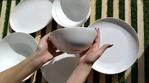 <b>Сервиз столовый Macbeth</b> bone porcelain Rochelle 19 предметов ...