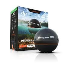 Беспроводной Wi-Fi <b>эхолот Deeper Sonar</b> Pro+(GPS) - купить ...