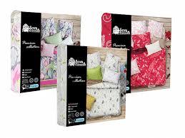 <b>Комплект постельного белья</b> 1,5-спальный <b>Сова</b> и Жаворонок ...