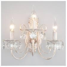 Настенный светильник <b>Eurosvet</b> Alda <b>3305/3 белый</b> с золотом ...