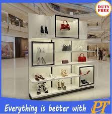 rak display toko tas: Rak display untuk tas wanita hangbag display toko tas rak display