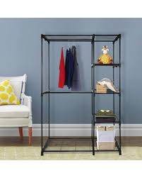 Here's a Great Price on Shelving Garment Rack <b>Closet</b> Organizer ...