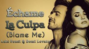 Luis Fonsi, Demi Lovato - Échame La Culpa (Blame Me) [With ...
