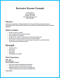 nice impressive bartender resume sample that brings you to a nice impressive bartender resume sample that brings you to a bartender job check more at
