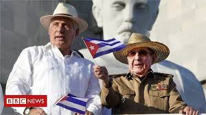 Cuba leadership: Díaz-Canel named Communist <b>Party</b> chief - BBC ...