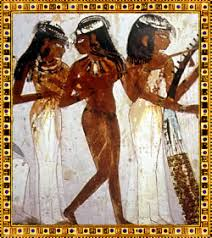 The Ancient Egyptians were Black Skinned People