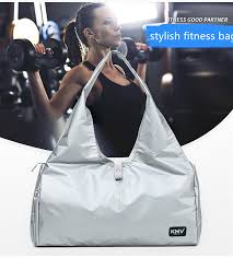 Pink Shinny Yoga Mat <b>Bags</b> Multi Pocket <b>Travel Bag</b> Waterproof ...