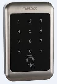 China New Design! IP68 <b>Touch Keypad Metal Case</b> Outdoor Access ...