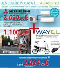 Climatizzatori, vendita e servizi Condizionatori ENI