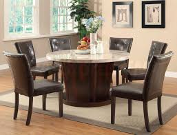 Marble Dining Room Sets Cool Marble Dining Room Table Sets Picture Cragfont