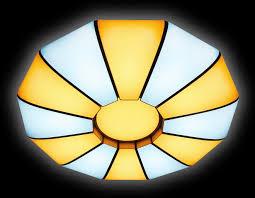 Накладная <b>люстра AMBRELLA LIGHT</b> FP2312 WH <b>210W</b> D740 ...