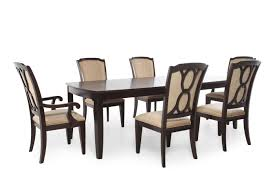 seven piece dining set: legacy sophia seven piece dining set