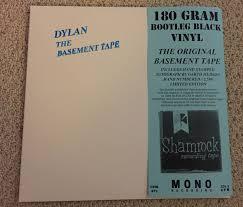<b>Bob Dylan</b> - The Original Basement Tape (2015, <b>180</b> gram, Vinyl ...