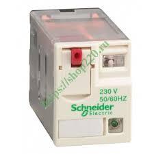 Купить Миниатюрное <b>реле Schneider Electric</b> Zelio Relay RXM 4 ...