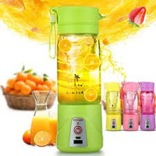 380ML <b>Portable Juicer</b> Cup USB Rechargeable Battery Juice ...