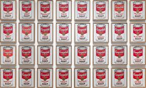 Andy Warhol. Campbell's Soup <b>Cans</b>. 1962 | MoMA