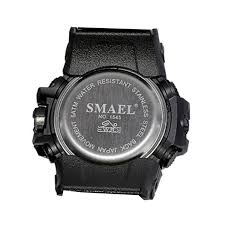 <b>SMAEL Men's</b> Sports Analog <b>Quartz Watches</b>- Buy Online in Kenya ...
