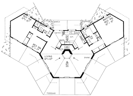 House Plan at FamilyHomePlans comContemporary Ranch House Plan Level One