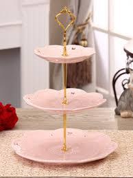 3 уровня фарфор стенд торт десерт подставкой <b>black кекс</b> стенд ...
