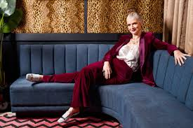 Meet <b>fashion's</b> newest <b>hot</b> model — 63-year-old Janis Wilkins