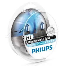 Галогеновые <b>лампы Philips</b> (<b>Филипс</b>) <b>Diamond</b> Vision H1 купить в ...