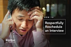 the job hunter s interview survival guide career advice how to respectfully reschedule a job interview