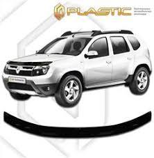 <b>Дефлектор капота CA</b> Plastic для Renault Duster