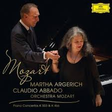 MOZART Piano Concertos / <b>Argerich</b>, <b>Abbado</b> - 1 CD / Download ...