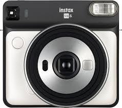 <b>Fujifilm Instax SQ6</b>, Pearl White фотокамера мгновенной печати ...
