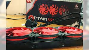 Система <b>водяного охлаждения Deepcool Captain</b> 360 купить в ...