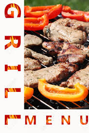 sample grill menu front page stock photo picture and royalty sample grill menu front page stock photo 10817911