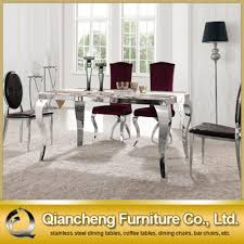 dining table travertine font steel dining table frame steel dining table frame suppliers and manufa